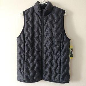 NWT Tangerine Lightweight Puffer Vest